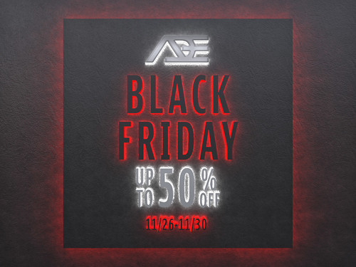Ade Black Friday Sale 2020!!!