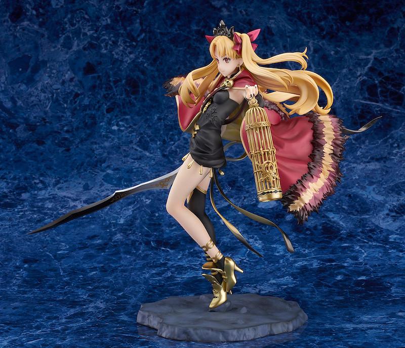 高貴的冥界女神 MXF《FGO》Lancer/艾蕾什基伽爾 1/7比例模型