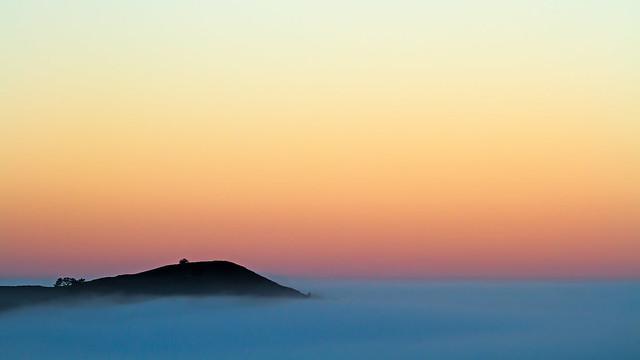 Pedro Point sunrise