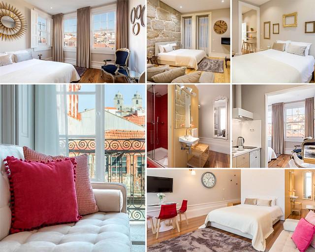 Apartamentos Ribeira Historic