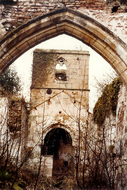 Annesley Old Church - 1981.