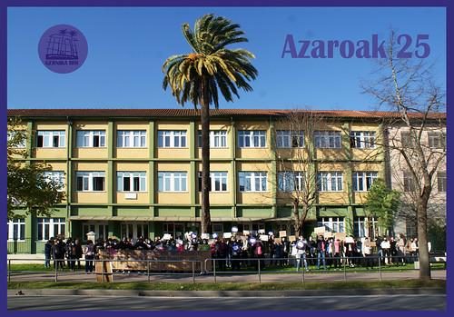AZAROAK 25 - GERNIKA BHI