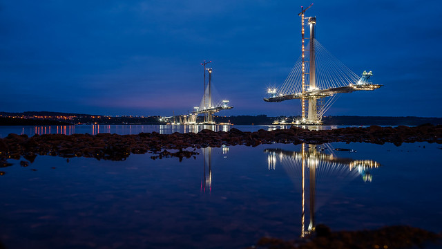 Queensferry Reflection