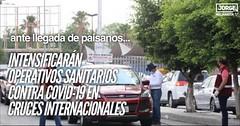 Así las cosas si piensas cruzar por Tamaulipas!