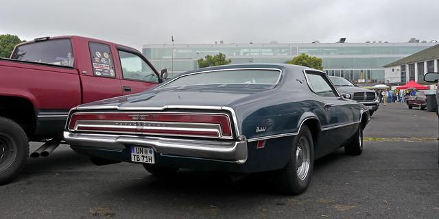 1971 Ford Thunderbird Two Door Hardtop