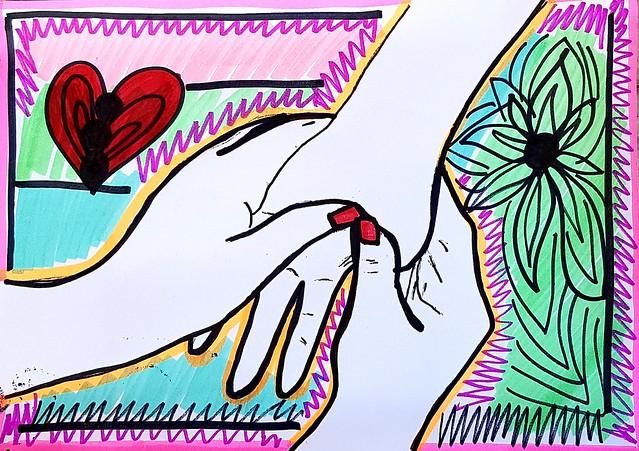 Pregnant woman massage by Dana Arts Los Angeles