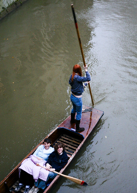 Punting the Cam
