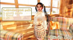 [Clover City] Sweetness pose pack!