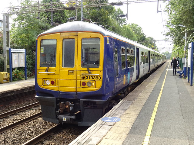 Northern 319383 @ Handforth