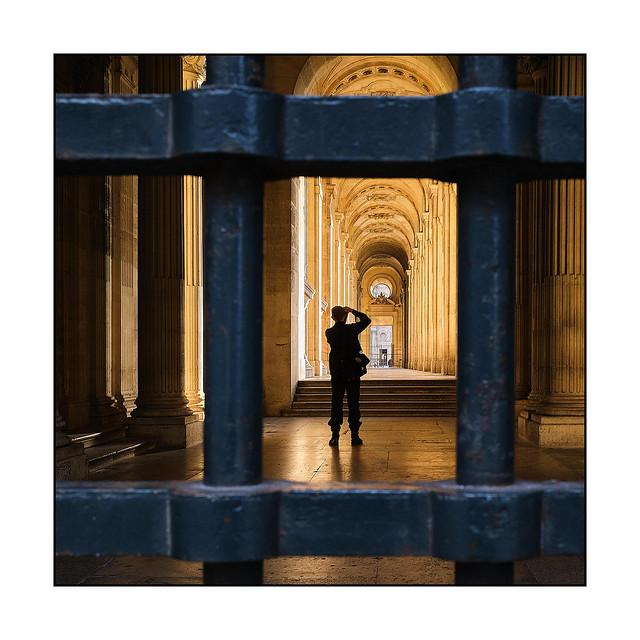 Le photographe du Louvre