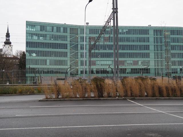 I-hoone, Telliskivi keskus