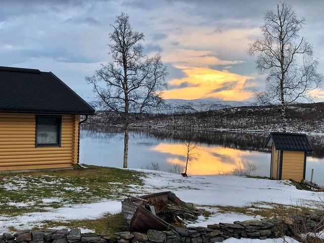 Laponia Sueca en otoño