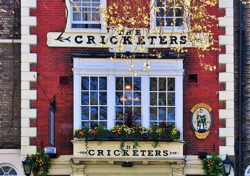 The Cricketers Public House