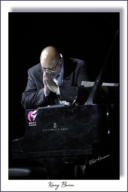 Kenny Barron ( Jazz à Liège 2014 )