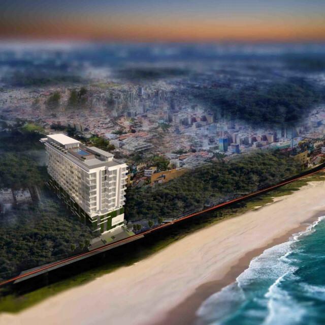 Artists Conception of Negombo Condo-Hotel