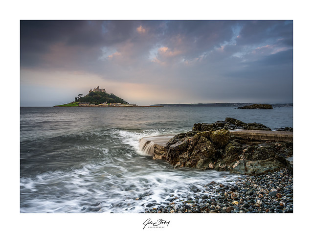 St Michaels Mount .