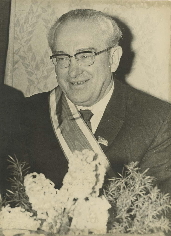 1980-е. Юрий Владимирович Андропов