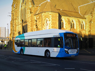 Stagecoach North East 28003 (YN63BXW) - 25-11-20