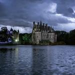 15. August 2020 - 22:20 - Château hanté...
