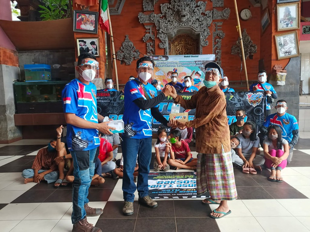 YRFI Bali 7th Anniversary
