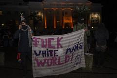 Gegen Gewalt an Frauen und Queers F*Streik Demo Bremen