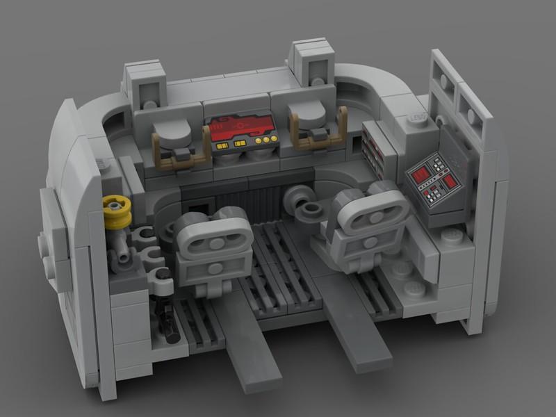 Imperial Troop Transport V2