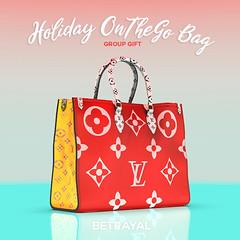 BETRAYAL OnTheGo Group Gift <3