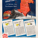 Thu, 2013-11-28 15:39 - MKT Missouri-Kansas-Texas Railroad …… serves the southwest well