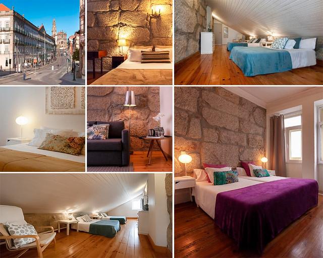 Oporto House, un hostel donde dormir económico en Oporto