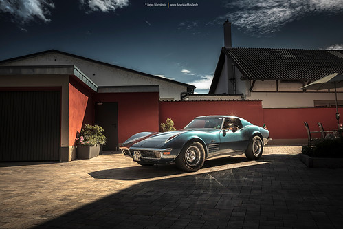 Blue C3 Corvette | by Dejan Marinkovic Photography