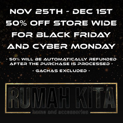 Early Black Friday & Cyber Monday