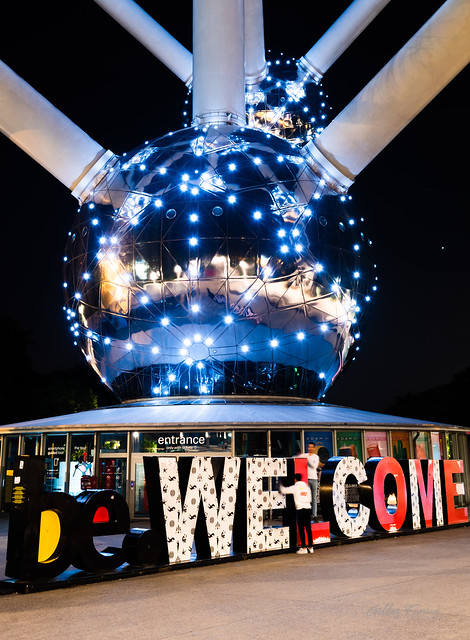 Be Welcome, Atomium