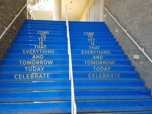 Steps With Words of Wisdom - UCSD