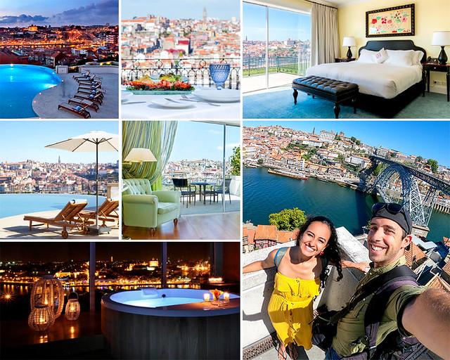 Los Mejores hoteles donde dormir en Oporto