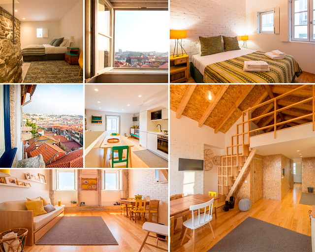 Apartamentos Porto Perto