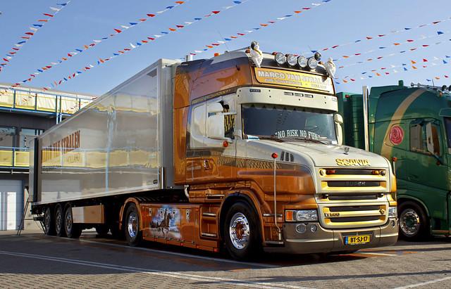 Scania T Topline