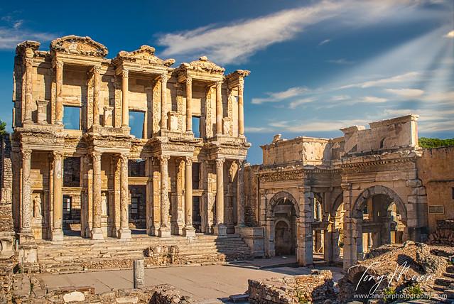 Rare two-storey Roman ruins