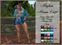 Mayhem Mirana Outfit AD