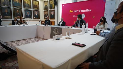 25 Nov 2020 . Secretaría de Educación Jalisco . Presentación del programa Recrea Familia en Guadalajara