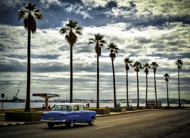 Unterwegs in Havanna