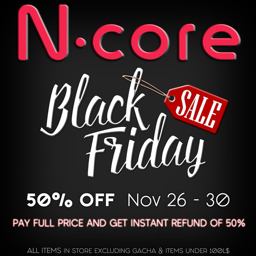 N-core Black Friday! (Nov 2020)