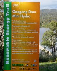 Googong Mini Hydro