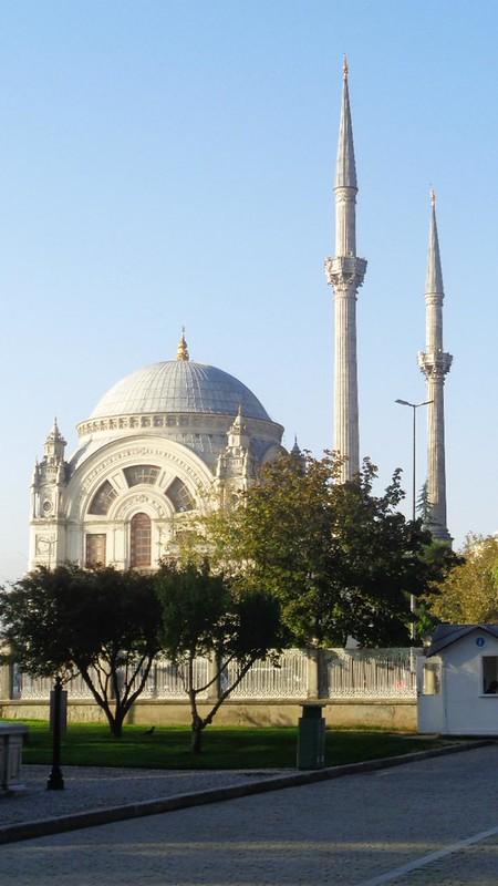 003-мечеть Долмабахче