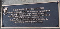 We have fond memories of Bryan Pratt