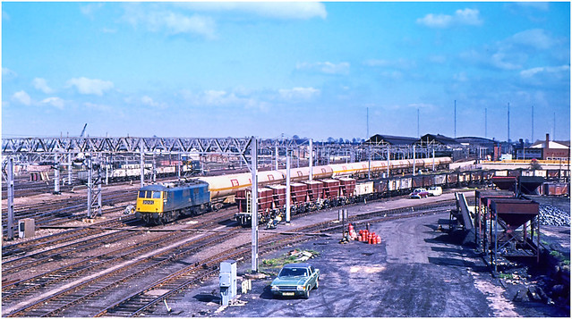 British Electric Freight in the 1970s