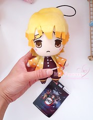 Demon Slayer: Kimetsu no Yaiba Zenitsu Plush