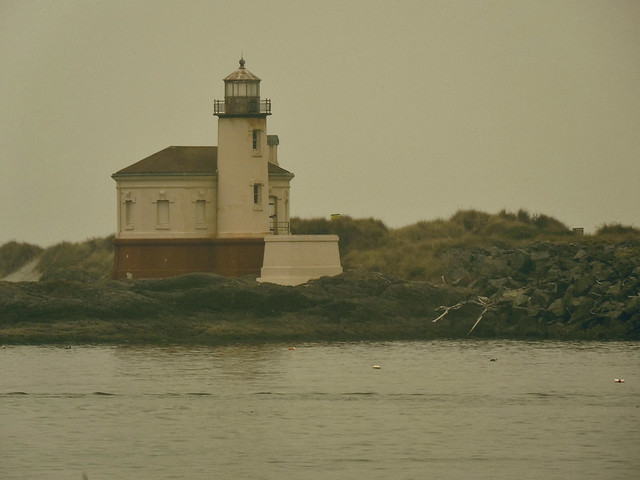 Coquilla River Lighthouse