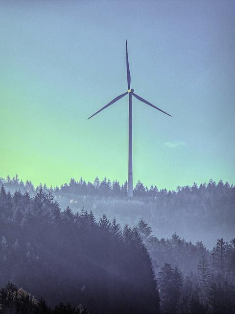 Windrad-Windpower