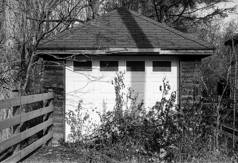 Lost Garage Tiny Township