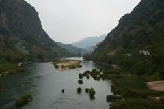 Nam Oo River - Nong Khiaw, Laos - 2008